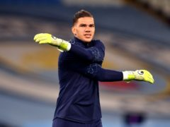 Manchester City goalkeeper Ederson has backed the idea of concussion substitutes (Paul Ellis/PA).