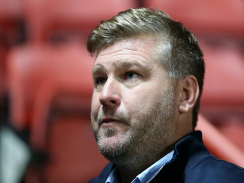 Karl Robinson's Oxford secured a point (Steven Paston/PA)