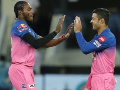 Jofra Archer, left, is the IPL's MVP (BCCI/PA)