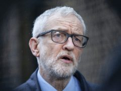 Jeremy Corbyn was replaced as Labour leader earlier this year (Hollie Adams/PA)