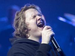 Lewis Capaldi will appear at the virtual event (Ian West/PA)