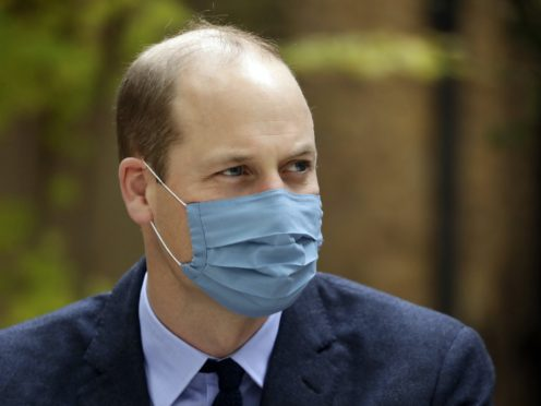 The Duke of Cambridge (Matt Dunham/PA)