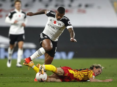 Midfielder Mario Lemina (left) has been out with a hamstring problem (Frank Augstein/PA)