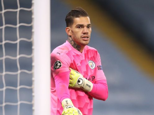 Ederson believes Manchester City are finding form (Martin Rickett/PA)
