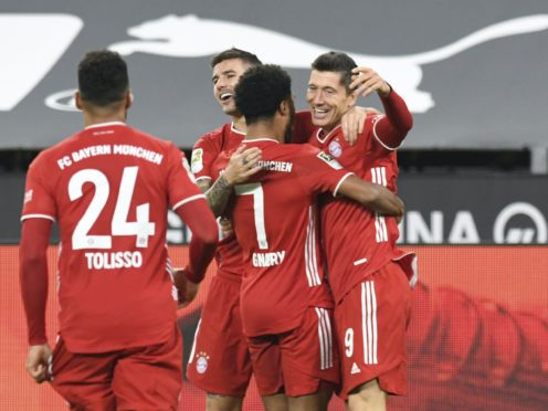 Bayern Munich's participation in the Club World Cup has been put back to February (Bernd Thissen/AP)