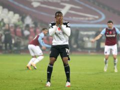 Ademola Lookman fluffed a Panenka-style penalty to earn a draw for Fulham (Catherine Ivill/PA)