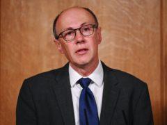 NHS national medical director Professor Stephen Powis (Leon Neal/PA)