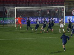 Scotland qualified for their first major tournament in 22 years with a penalty shoot-out win in Serbia on Thursday (Novak Djurovic)