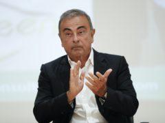 Nissan's civil court case against former executive Carlos Ghosn has begun in Japan (Hussein Malla/AP)