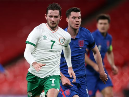 Alan Browne contracted Covid-19 on Republic of Ireland duty (Carl Recine/PA)