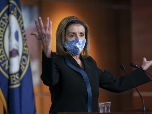 Speaker of the House Nancy Pelosi (J. Scott Applewhite/AP)