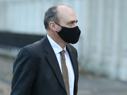 Former geography teacher Matthew Mowbray has been found guilty of sexually touching students during night-time visits to their bedrooms at prestigious Eton College (Andrew Matthews/PA)