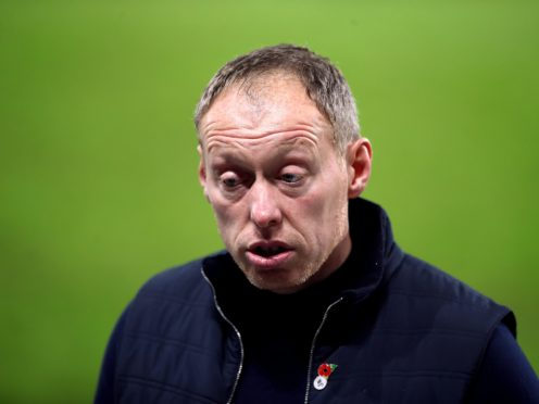 Swansea manager Steve Cooper was upset over the appointment of referee Andy Woolmer for the 1-1 draw with Sheffield Wednesday (Nick Potts/PA)