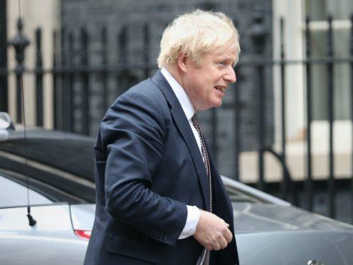 Boris Johnson has appointed a new chief of staff (Yui Mok/PA)