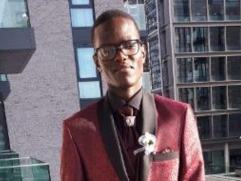 Jamalie Maleek Deacon Matthew, who was stabbed in north London (Met Police/PA)