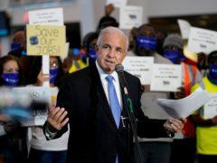 Carlos Gimenez has won a seat in Miami-Dade County (AP/Lynne Sladky)