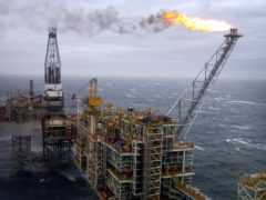 Douglas Ross said his party will not 'throw away' oil and gas jobs to meet climate change targets (Danny Lawson/PA)