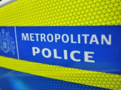 A murder probe has been launched in east London (PA)