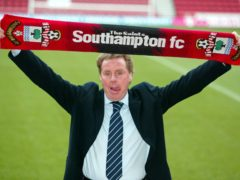 Harry Redknapp made the controversial move to Southampton (Chris Ison/PA)