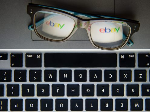 eBay is backing a Government work placement scheme (Dominic Lipinski/PA)