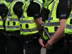 The incident happened at a property in Greenock (Andrew Milligan/PA)