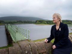 Environment Secretary Roseanna Cunningham launched the statement at a summit on peatland restoration (Jane Barlow/PA)