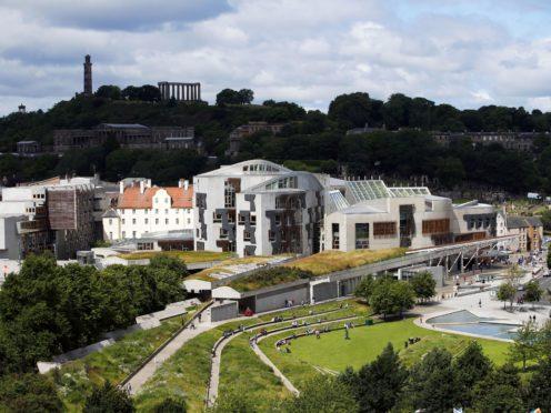 Holyrood is due to debate the Bill next week (Jane Barlow/PA)