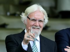 Sir Billy Connolly was diagnosed with Parkinson's in 2013 (Jane Barlow/PA)