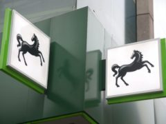 First-time buyers will be able to take out 10% deposit mortgage deals once more with Lloyds Banking Group (Yui Mok/PA)