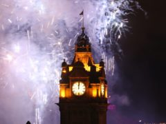 Mass celebrations are usually held on December 31 (Andrew Milligan/PA)