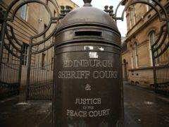 The 68-year-old was handed a confiscation order at Edinburgh Sheriff Court on Wednesday (Jane Barlow/PA)
