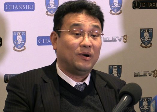 Sheffield Wednesday owner Dejphon Chansiri is searching for a new manager (PA Video)