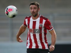 Enda Stevens could return from a knee injury when Sheffield United travel to Southampton this weekend (Nick Potts/PA)