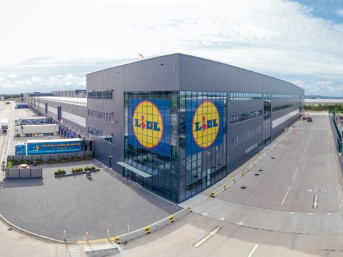 Lidl has agreed to repay business rates relief in line with other supermarkets (Lidl/PA)