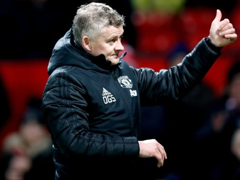 Ole Gunnar Solskjaer's Manchester United will face Real Sociedad in the Europa League (Martin Rickett/PA)