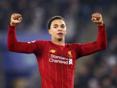 Trent Alexander-Arnold is looking forward to seeing fans at Anfield again (Tim Goode/PA)