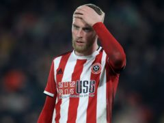 Sheffield United striker Oli McBurnie has been criticised recently for failing to score so far this season (Mike Egerton/PA)