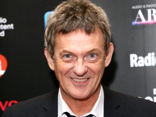 Matthew Wright attending The Audio and Radio Industry Awards held at The London Palladium, London (PA)