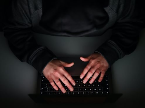 The National Police Chiefs' Council said the Government must show leadership in introducing an Online Harms Act (Tim Goode/PA)