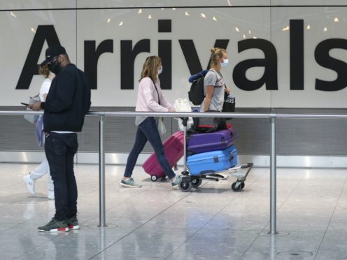 Terminals 3 and 4 have been closed since April and May respectively (Steve Parsons/PA)