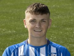 On-loan Kilmarnock striker Kyle Connell netted for Airdrie (Jeff Holmes/PA)