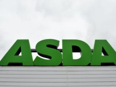 Asda said it will introduce additional safety measures during the Christmas period (Nick Ansell/PA)