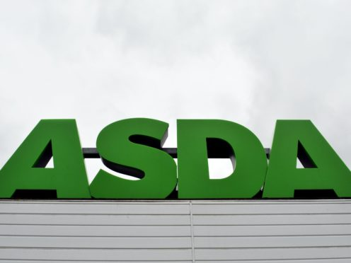 Asda said it will return over £340 million it saved from the rates holiday (Nick Ansell/PA)