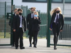 Schools were closed for a long period earlier in the year (Danny Lawson/PA)