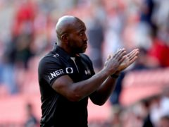 Darren Moore's Doncaster are seventh in League One (Steven Paston/PA)