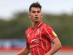 Lincoln defender Lewis Montsma is set to be fit for the visit of Sunderland (Mike Egerton/PA)