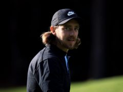 Tommy Fleetwood can win a second Race to Dubai title in four years this week (Adam Davy/PA)