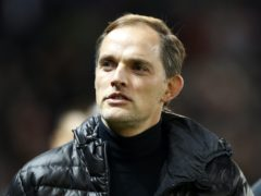 Thomas Tuchel spent almost two-and-a-half years in charge of Paris St Germain (Martin Rickett/PA)