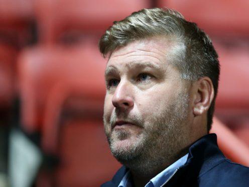 Karl Robinson praised Oxford's second half showing (Steven Paston/PA)