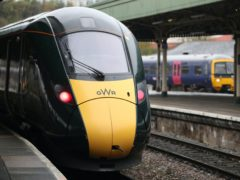 Some GWR services will be cancelled over Christmas after a number of staff tested positive for coronavirus (PA)